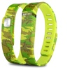 Zodaca Large Band for Fitbit Activity Tracker Bracelet w/ Clasp Camo