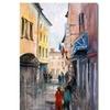 Ryan Radke Italian Impressions III Canvas Print