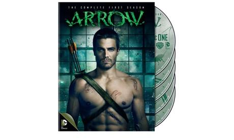 Arrow: The Complete First Season (DVD) 0bae0f9e-f4f6-45c4-9958-2f623b300250