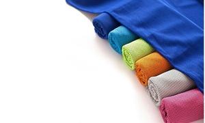 3-Pack Super Absorbent Workout Instant Cooling Towels