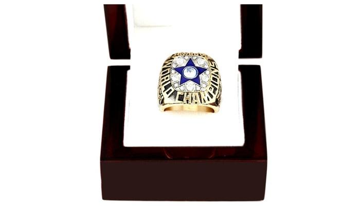 1971 Dallas Cowboys Super Bowl Football Championship Rings