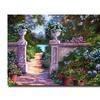 David Lloyd Glover Sir Thomas Estate Garden Canvas Print