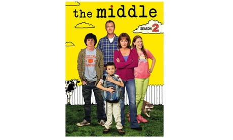 The Middle: The Complete Second Season 7c764a2c-fcf6-465b-a2c2-89cc72db8c30