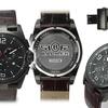Balmer Veyron Chronograph Mens Watch Brown/Black