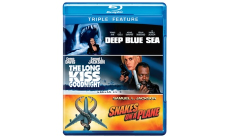 Deep Blue Sea / Long Kiss Goodnight, The / Snakes on a Plane 088f4e39-e660-4cf2-8fbe-5c60f7129068