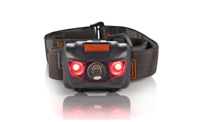 LED Headlamp with 3*AAA Batteries