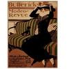 Buttericks Moden Revue Canvas Print