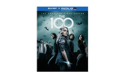 The 100: The Complete First Season (Blu-ray UltraViolet) bf86e5a6-ae18-405d-b9b5-da3a734cac34