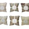 Home Decorative Throw Pillows (2-Piece)