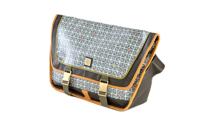 Inky & Bozko Day Tripper Messenger Bag