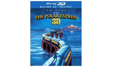 Polar Express, The: (BD3D) 9f840559-e399-46ac-a9df-25fdc19f2791