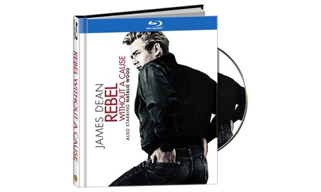 Rebel Without a Cause (BD Book) 668e7b90-3fac-4d10-88cb-44f2373c5bfd