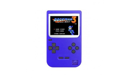 Mini Handheld Game with 268 Built-in Games