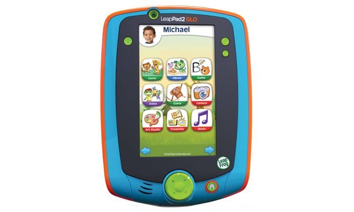 leapfrog leappad 2 glo 4gb educational kids learning tablet refurb rh groupon com leapfrog leappad 2 instruction manual LeapFrog LeapPad 2