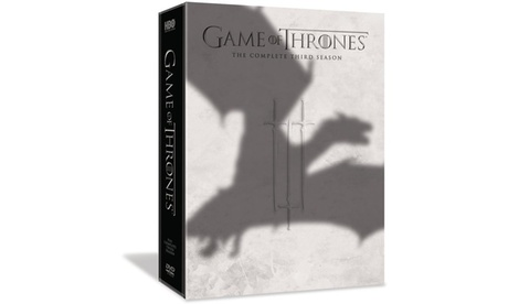 Game of Thrones: The Complete Third Season (DVD) dac6d242-3085-4480-b9f8-5d867553b52e