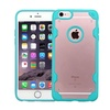 Insten Hard TPU Case For Apple iPhone 6 Plus 6s Plus Clear Blue