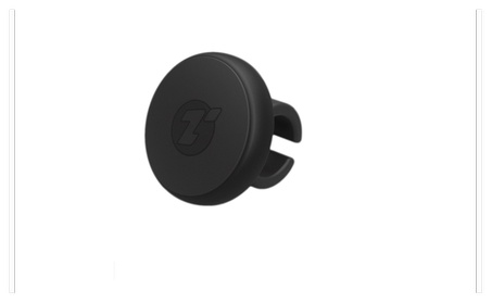 Zone Tech Steering Wheel Spinner Black Silicone Power Handle Silicone 98cd1c0e-9456-44dd-9693-93a15be1aedf