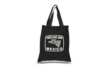 Small Tote Bag - HECHO EN MEXICO fb4126ed-e49b-470f-9c50-5df37de4c5db
