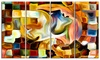 Way of Inner Paint - Abstract Metal Wall Art
