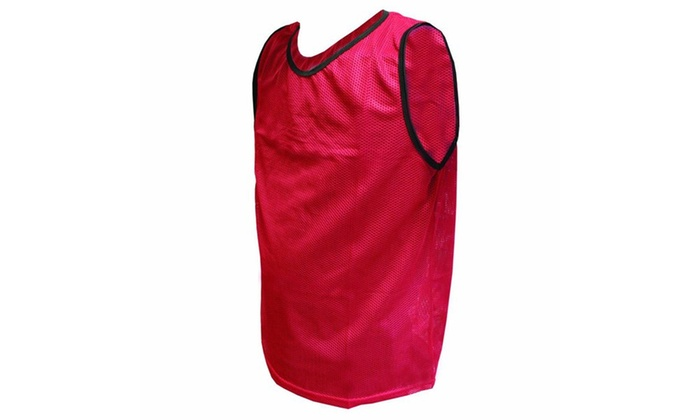 Sports Practice Mesh Jersey / Pinnie Youth (Set of 12)