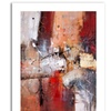 Rio 'Cube Abstract V' Canvas Rolled Art