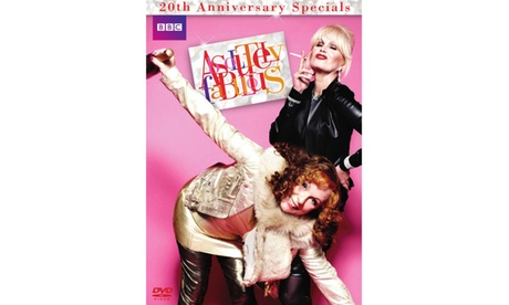 Absolutely Fabulous: 20th Anniversary Specials (DVD UltraViolet) ab54cde4-274e-4dd7-b158-a38cbb1b0f73