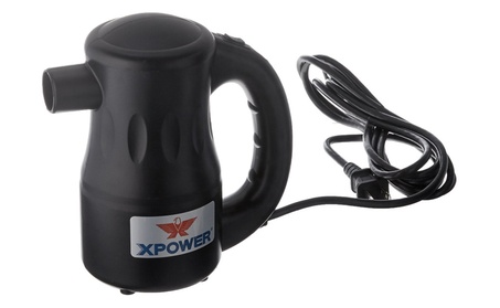 XPOWER A-2 Airrow Pro Multi-Use Electric Computer Duster Dryer AirPump photo