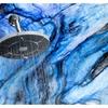 A-Flow Unique Luxury Large 10″ Rainfall Showerhead – Expandable to 12″