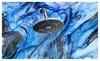 A-Flow: A-Flow Unique Luxury Large 10″ Rainfall Showerhead – Expandable to 12″