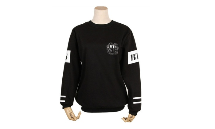 Jung Kook  thick Sweatshirt