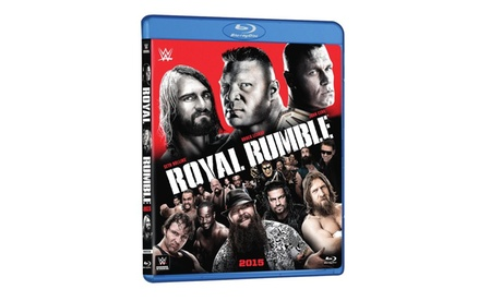 WWE: Royal Rumble 2015 (Blu-ray) 5903ccec-9ec7-4c02-ba49-1995535bb754