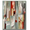 Joval Abstract Triptych Canvas Print