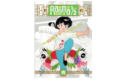 Ranma 1/2: TV Series Set 4 (DVD) cb734232-ac16-4452-b266-24bd0c3bd42e