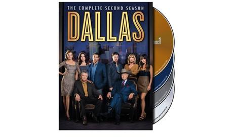 Dallas (2013): The Complete Second Season (DVD) d8c52568-ebd3-4f5b-be37-27e217cbddac