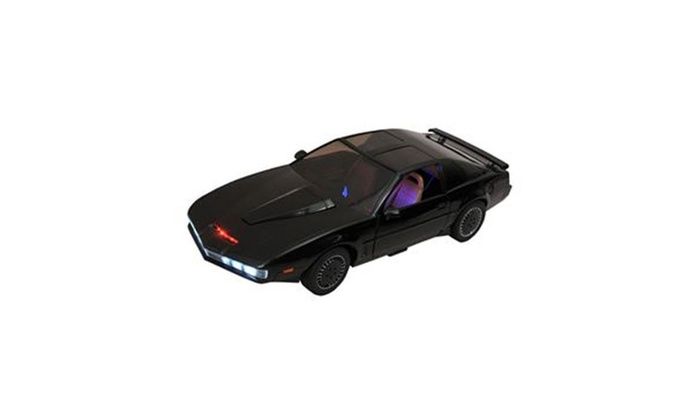 Knight Rider KITT Electronic Car Vehicle Michael 80s Show