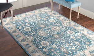 Closeout: Lavish Home Area Rug 4'x6'