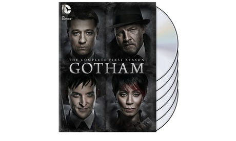 Gotham: The Complete First Season (DVD) 278eb110-ed21-438d-9aa9-d75e078214fa