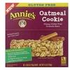Granola Bar Oatmeal Gluten Free Organic 4.9 Oz. (Pack of 12)
