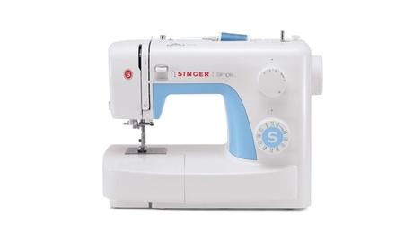 Singer Simple Sewing Machine fff053b3-58c4-4adb-85b5-14a17d2c12de