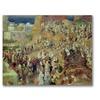 Pierre Renoir The Mosque Canvas Print