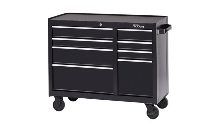 Mechanics 8 Drawer Tool Box Chest Roller Cabinet: 8-Drawer Rolling Tool Cabinet