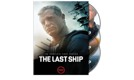 The Last Ship: The Complete First Season (DVD) 1959e01f-897e-4572-b9c2-fb090759c6db