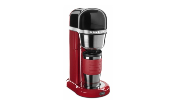 Coffee Maker Groupon : KitchenAid Personal Coffee Maker - KCM0402 Groupon