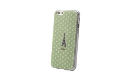 iPhone6 case -- Eiffel Tower in Your Hand