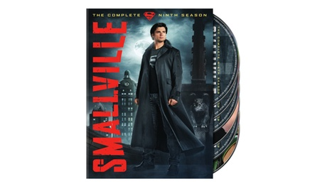 Smallville: The Complete Ninth Season 744aaa5c-5447-4b88-accd-478c033c19d8