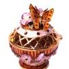 Butterfly Dome Keepsake Box