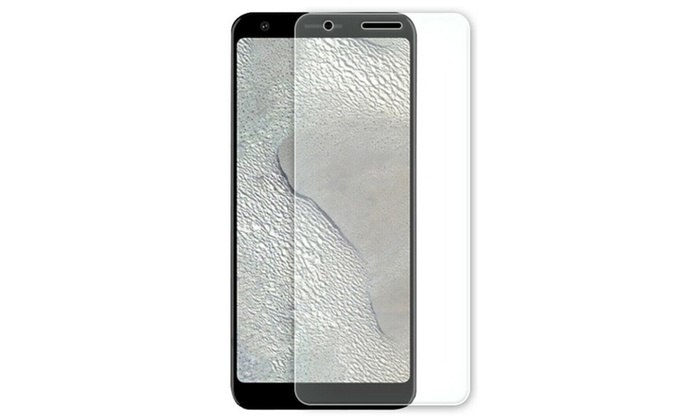 Premium Tempered Glass Screen Protector For Google Pixel 3A XL