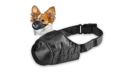 Prestige Pet Plastic Dog Muzzle