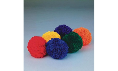 Spectrum Fleece Balls (set of 6) 3cd7db1d-a4f1-4e22-ac69-b35d86ead508