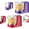 Compact and Durable Food Chopper